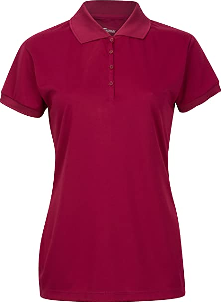 0c3caaa2049d0 Premium Polo T-Shirt For Junior Girls – High-Performance Moisture Wicking  Fabric