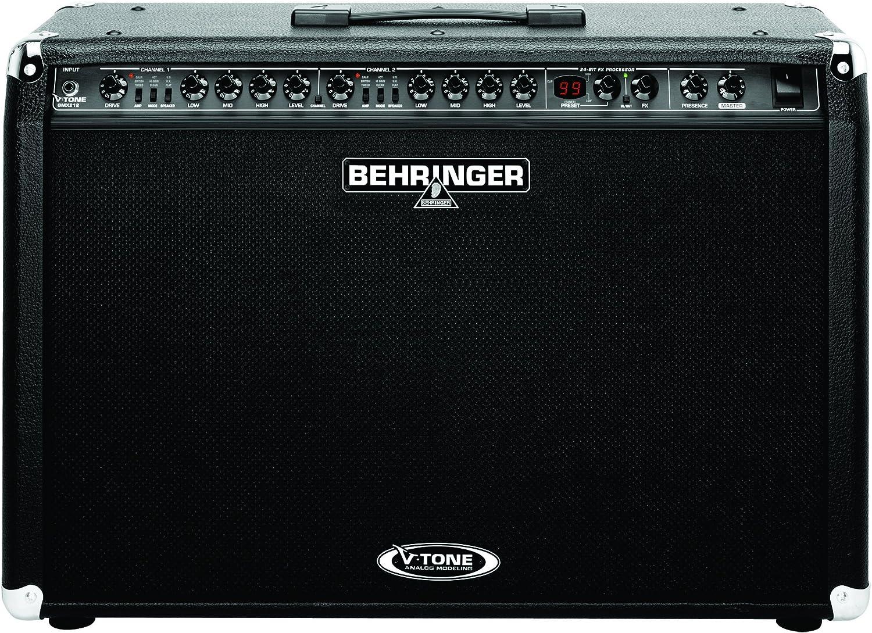 Behringer GMX212 - Amplificador de 2x60W: Amazon.es: Electrónica