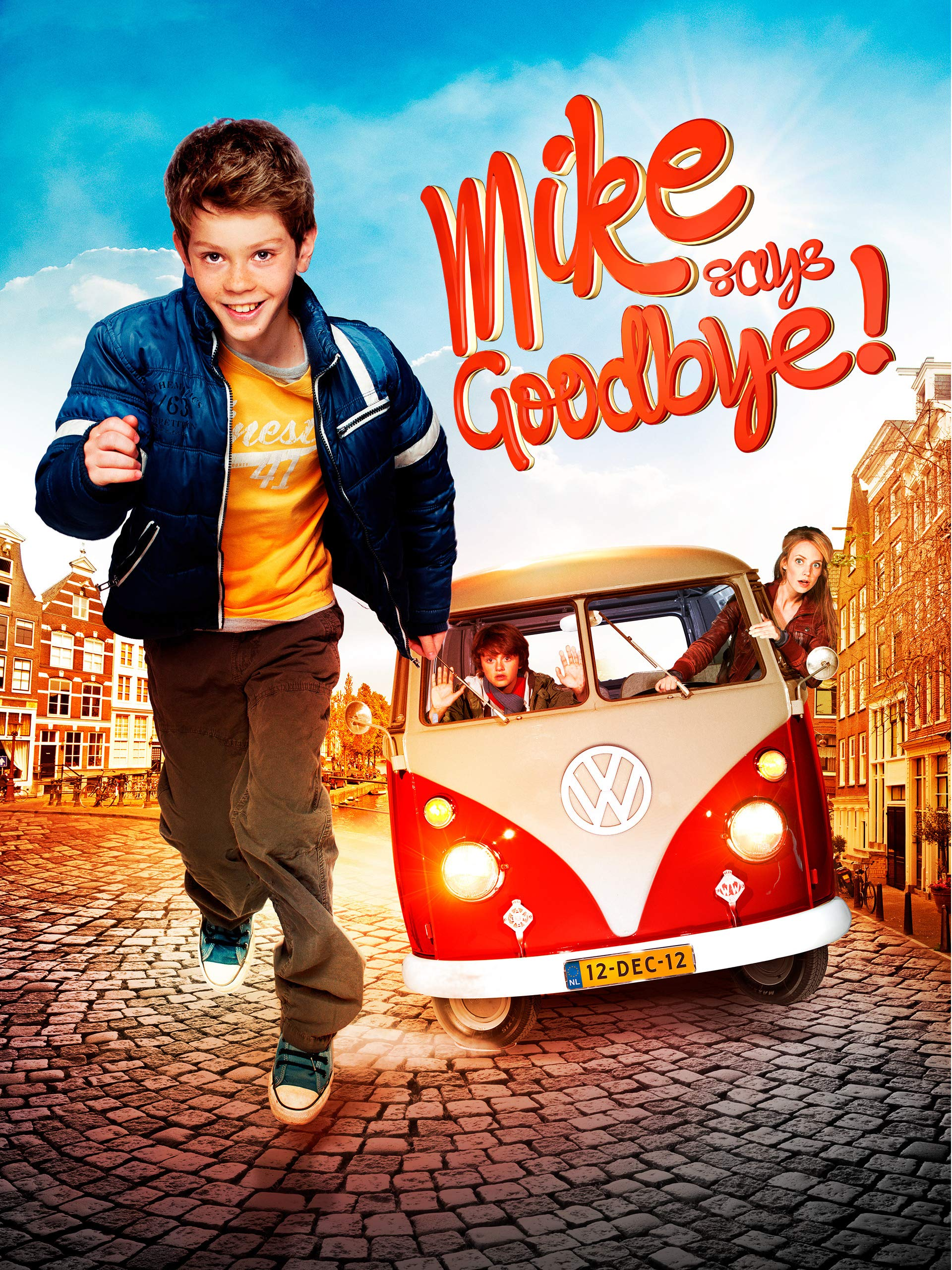 Mike says Goodbye! on Amazon Prime Instant Video UK