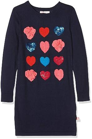 1a7633e951f0c Billieblush Robe Tricot Fille  Amazon.fr  Vêtements et accessoires