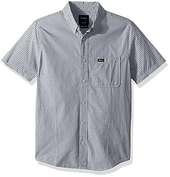 Rvca Button Down Boys Tops, Shirts & T-shirts