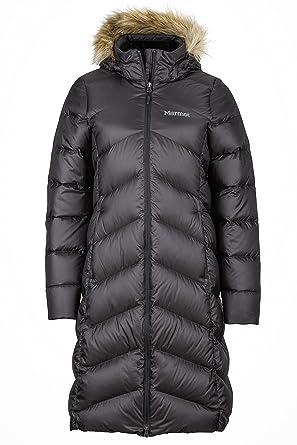 online retailer a107a 0236b Marmot Montreaux giaccone donna con imbottitura in piumino d'oca