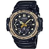 [カシオ]CASIO 腕時計 G-SHOCK Vintage Black & Gold ガルフマスター GN-1000GB-1AJF メンズ