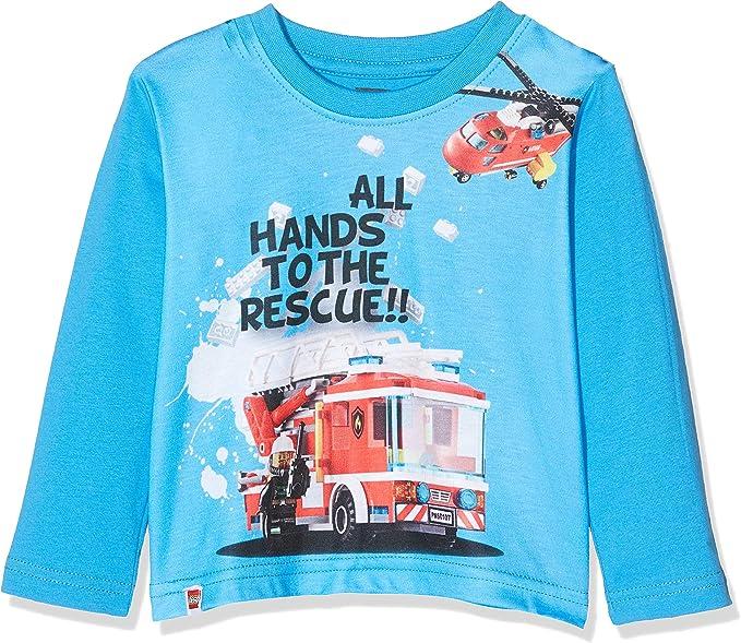 Lego Wear Lwtobias T-Shirt Bambino