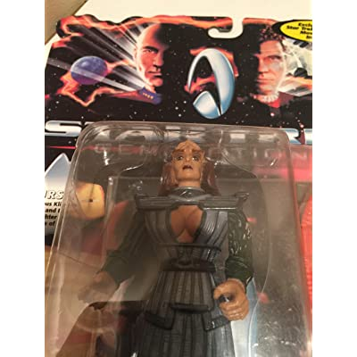 Star Trek Generations Lursa Action Figure: Toys & Games