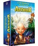 Arthur : La trilogie de Luc Besson [Francia] [DVD]