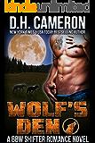 Wolf's Den - A BBW Shifter Romance Novel