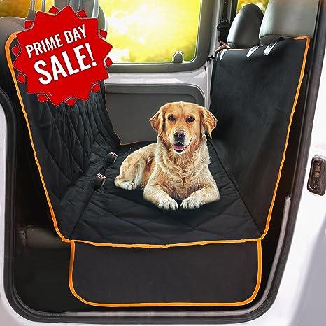 Dog Car Protector >> Amazon Com Doggie World Dog Car Seat Cover Cars Trucks And Suvs
