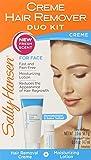 Sally Hansen Hair Remover Creme For Face With Vitamin-E
