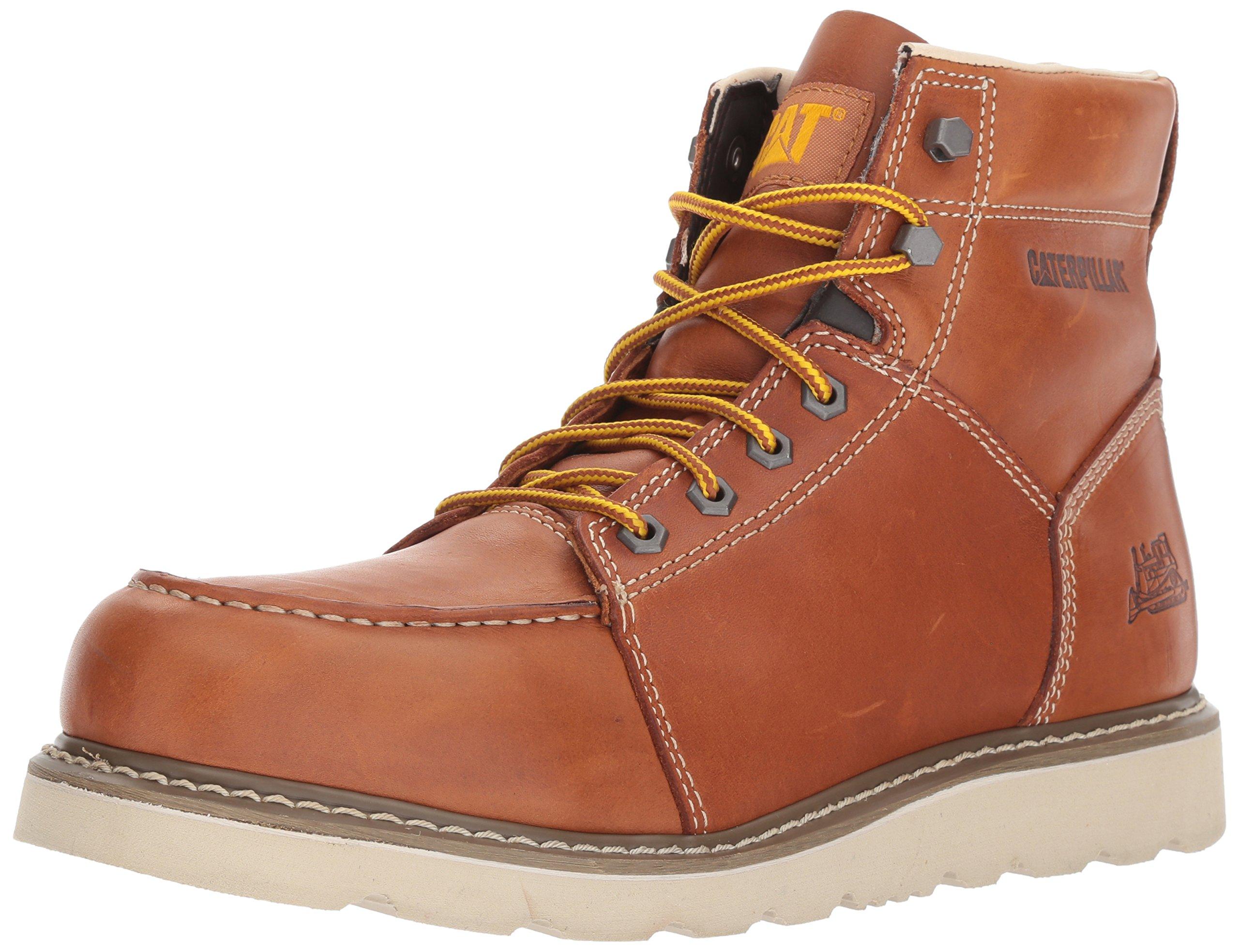 Caterpillar Men's Tradesman Industrial and Construction Shoe, Tan, 10.5 M US