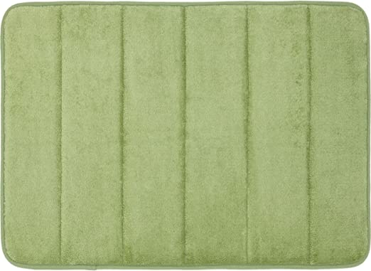 Amazon Com Mohawk Home Memory Foam Bath Rug 17 Inch By 24 Inch