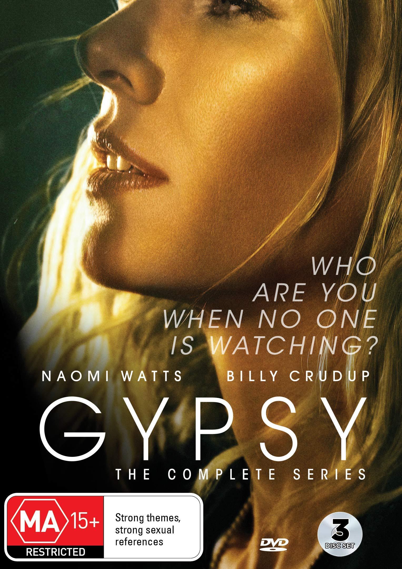 DVD : Gypsy: Complete Series (Australia - Import, NTSC Region 0)