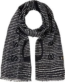 BOSS Mens Giftset Scarf Black 001 One size