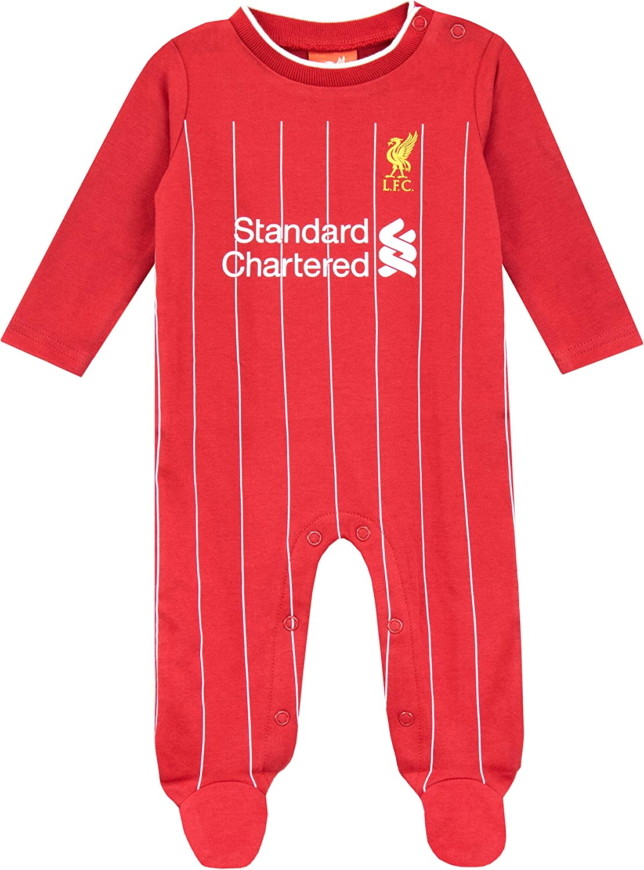 Liverpool FC Premier League B/éb/é Gar/çon Dors Bien