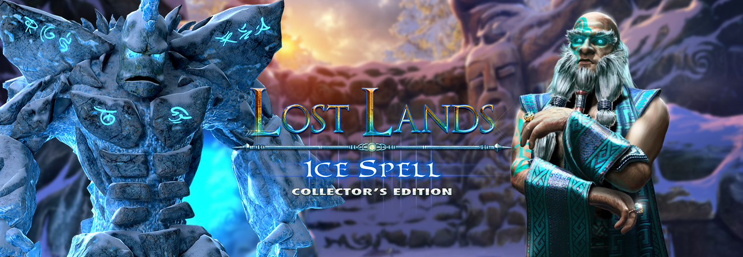 (Lost Lands: Ice Spell Collector's Edition [Download] )