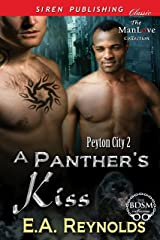 A Panther's Kiss [Peyton City 2] (Siren Publishing Classic ManLove) Kindle Edition
