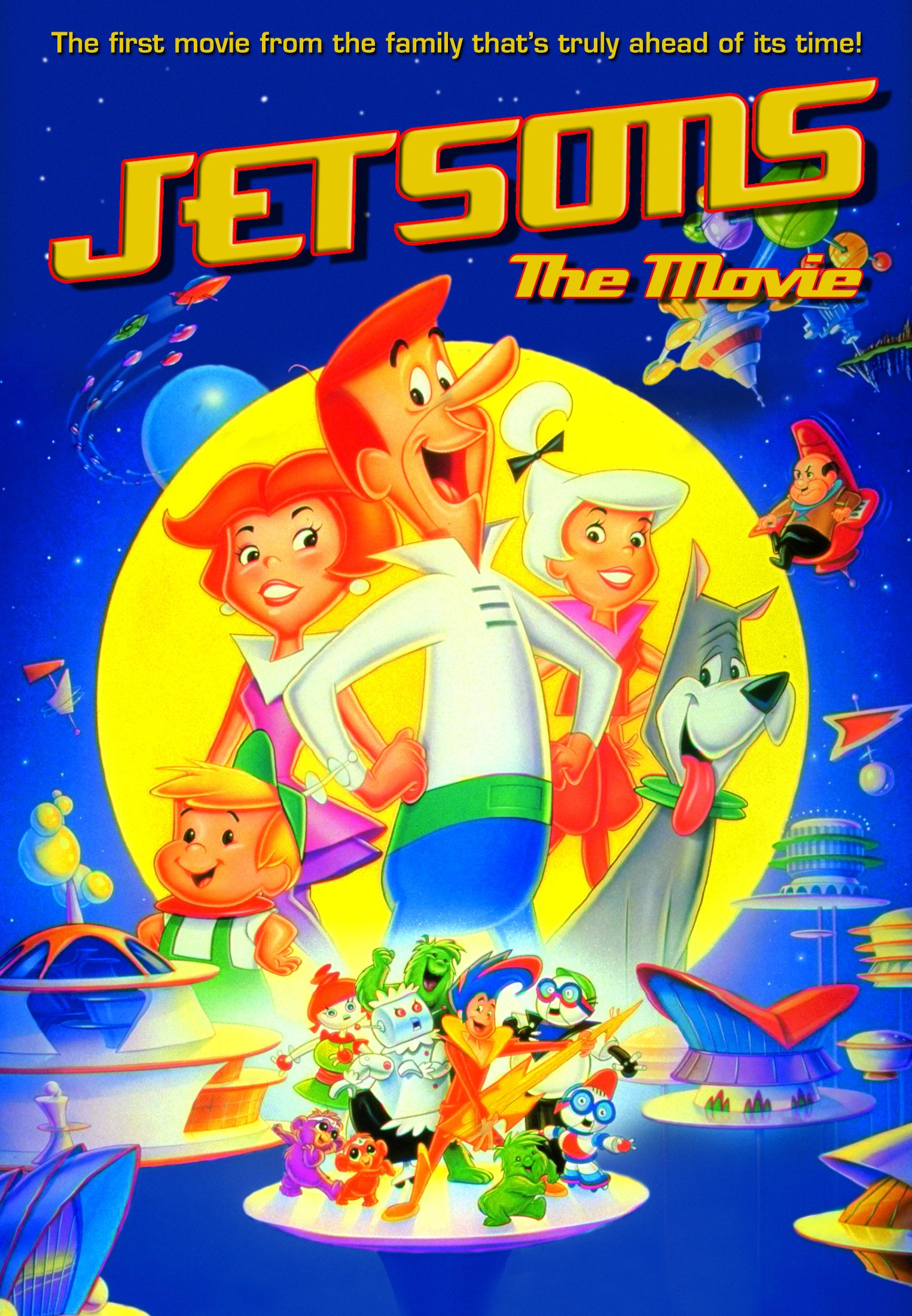 Amazon.com: Watch Jetsons: The Movie | Prime Video