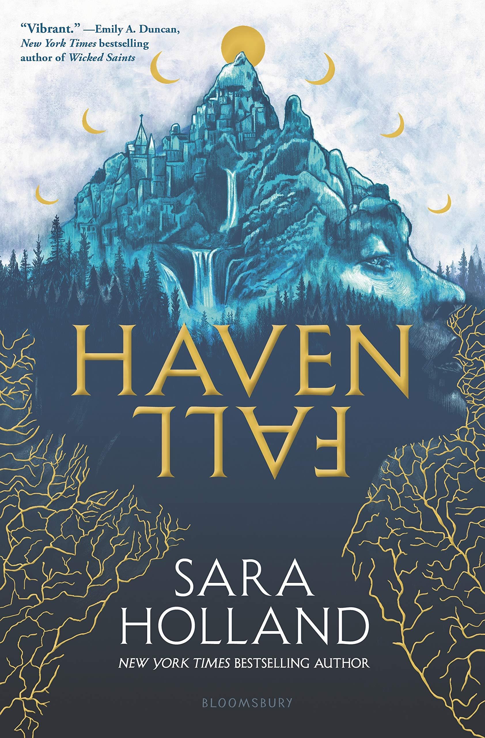 Amazon.com: Havenfall (9781547603794): Holland, Sara: Books