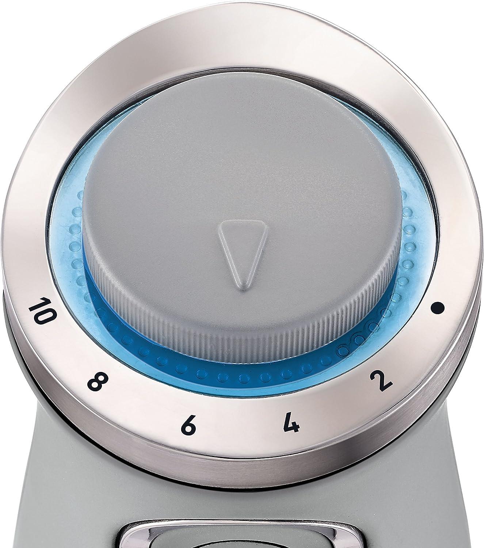 con Regulador de 10 Velocidad Turbo con 2 Accesorios PC120870 Exprimidor Compacto con Jarra Transparente Desmontable de 0,45 l Moulinex QuickChef DD655D Batidora de Mano de 1000 W