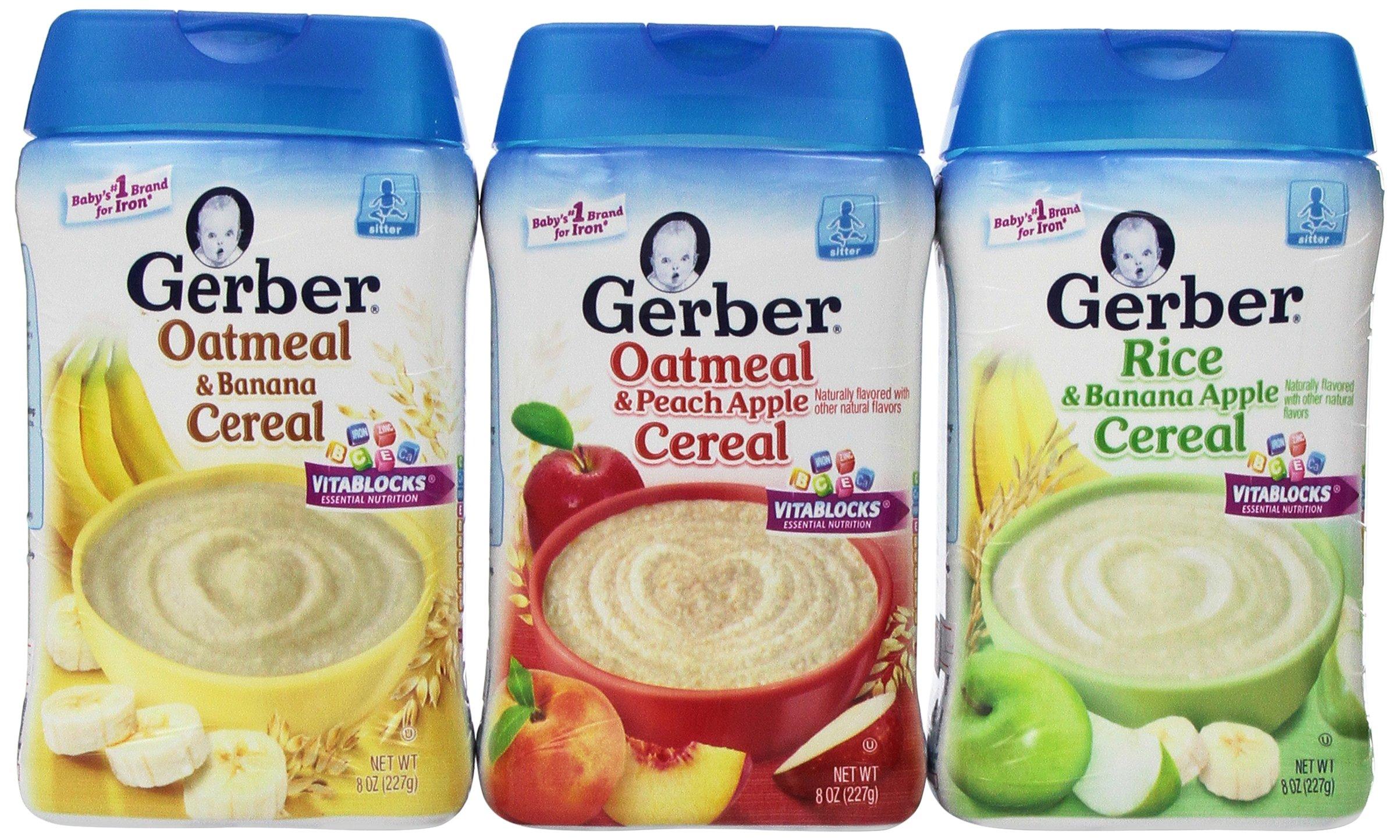 Gerber Baby Food Safe