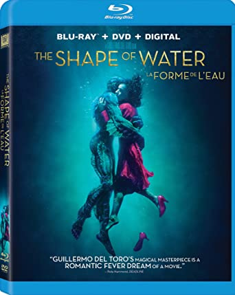 The Shape of Water 2017 BluRay 720p 600MB 5.1 ( Hindi – English ) ESubs MKV