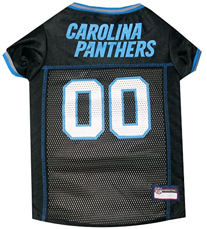 Amazon.com   NFL CAROLINA PANTHERS DOG Jersey b547464e8