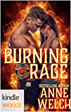 Dallas Fire & Rescue: Burning Rage (Kindle Worlds Novella)