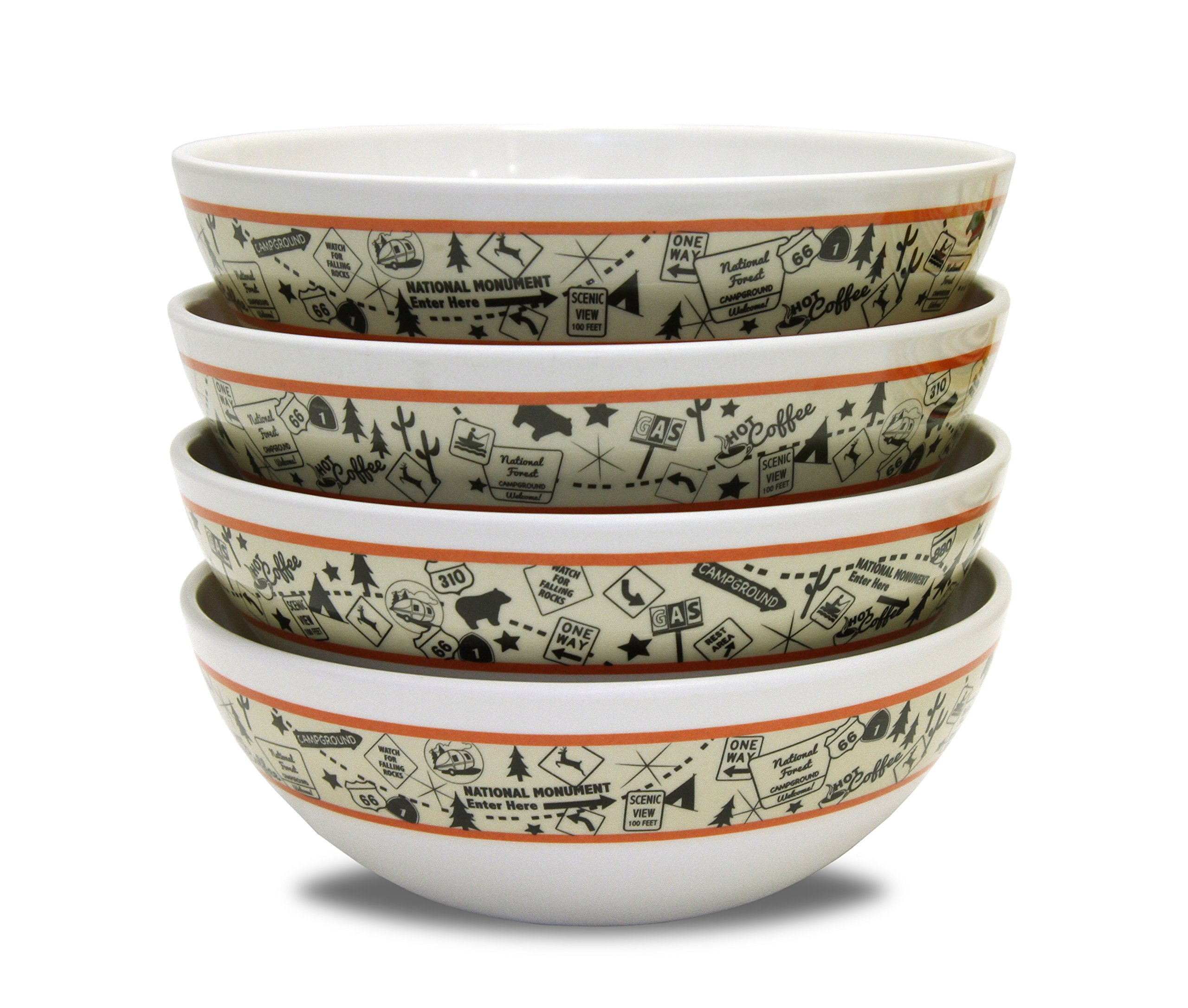 Camp Casual CC-001 12-Piece Dish Set by Camp Casual (Image #6)