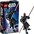 LEGO UK 75537, motivo:Star Wars, personaggio di Darth Maul montabile