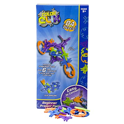 Color Clix Beginner Project Pack: Toys & Games