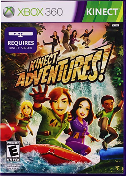 Kinect Adventures! Xbox 360 by Microsoft: Amazon.es: Videojuegos