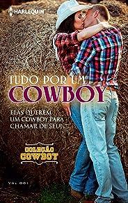 Tudo por um Cowboy (Harlequin Coleção Cowboy Livro 1)