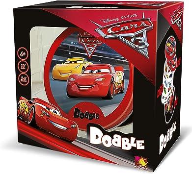Asmodee- Dobble Cars-Juego de Mesa Edición en Italiano (8234 Italia), Color: Amazon.es: Juguetes y juegos