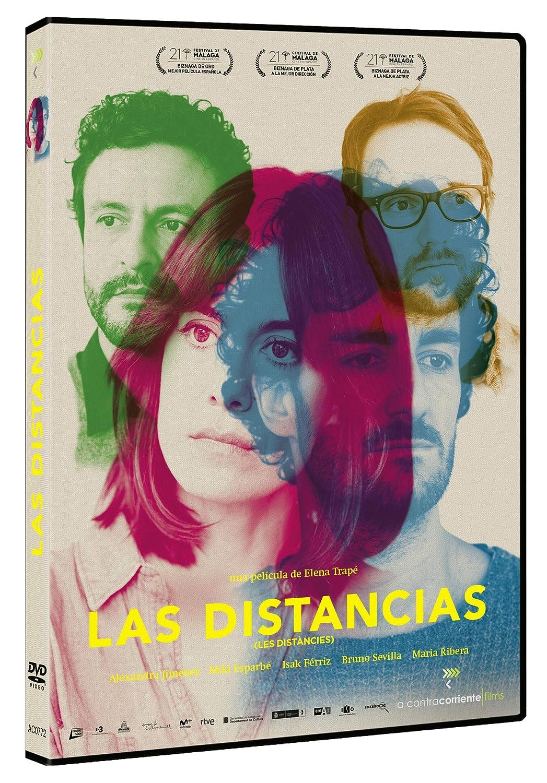 Las distancias - DVD