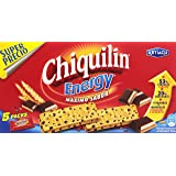 Chiquilin - Energy Maximo Sabor - Galleta con gotas de chocolate - 5 x 40 g