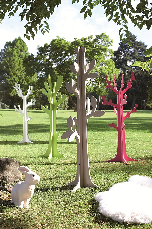 Poyetmotte charme appendiabiti Tree 45/x 120/cm bianco