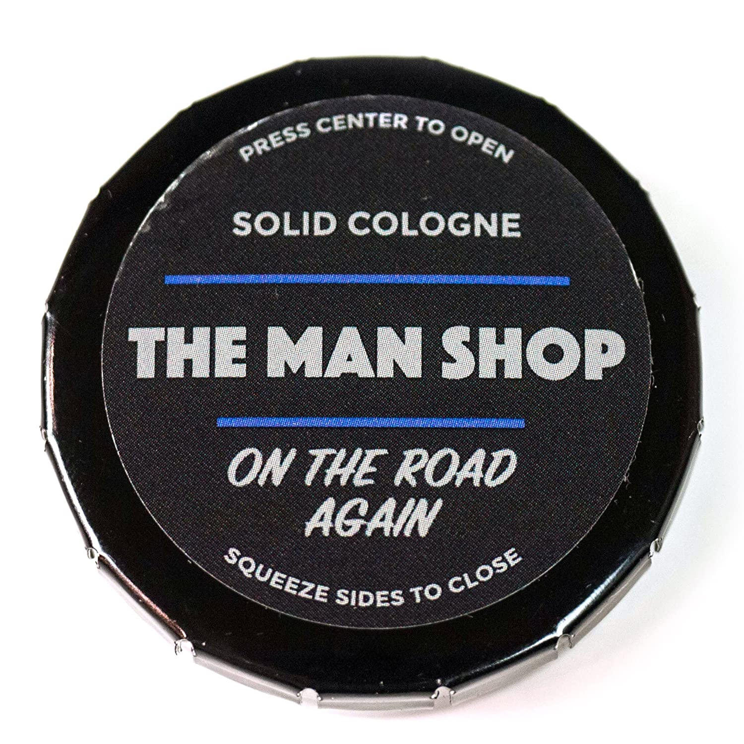 On The Road Again Men's Solid Cologne (0.4 oz) The Man Shop