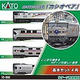 KATO Nゲージ EF510+E26系 カシオペア 基本 4両セット 10-833 鉄道模型 客車