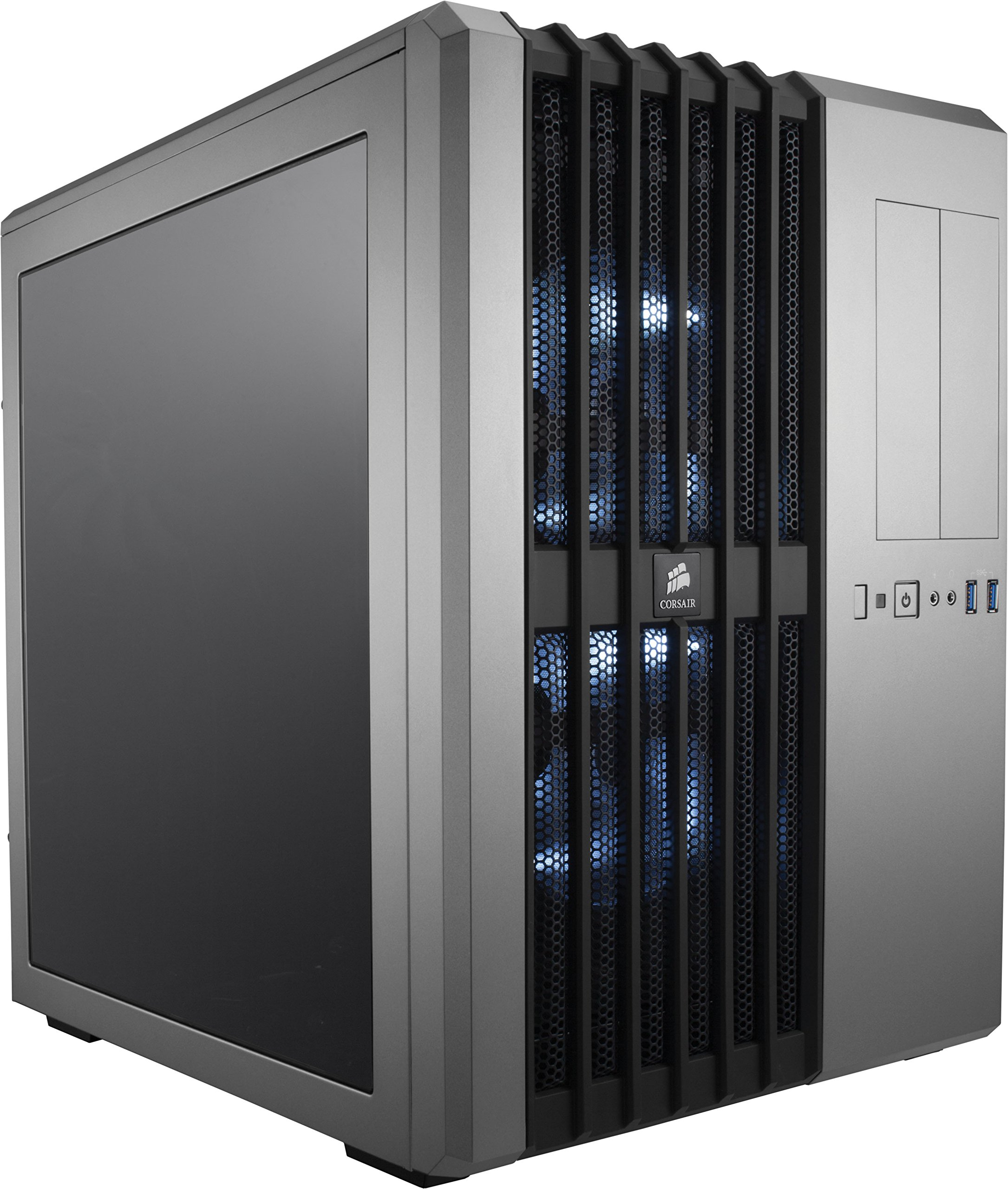 Corsair Carbide Series Air 540 ATX Cube Case - Steel Silver
