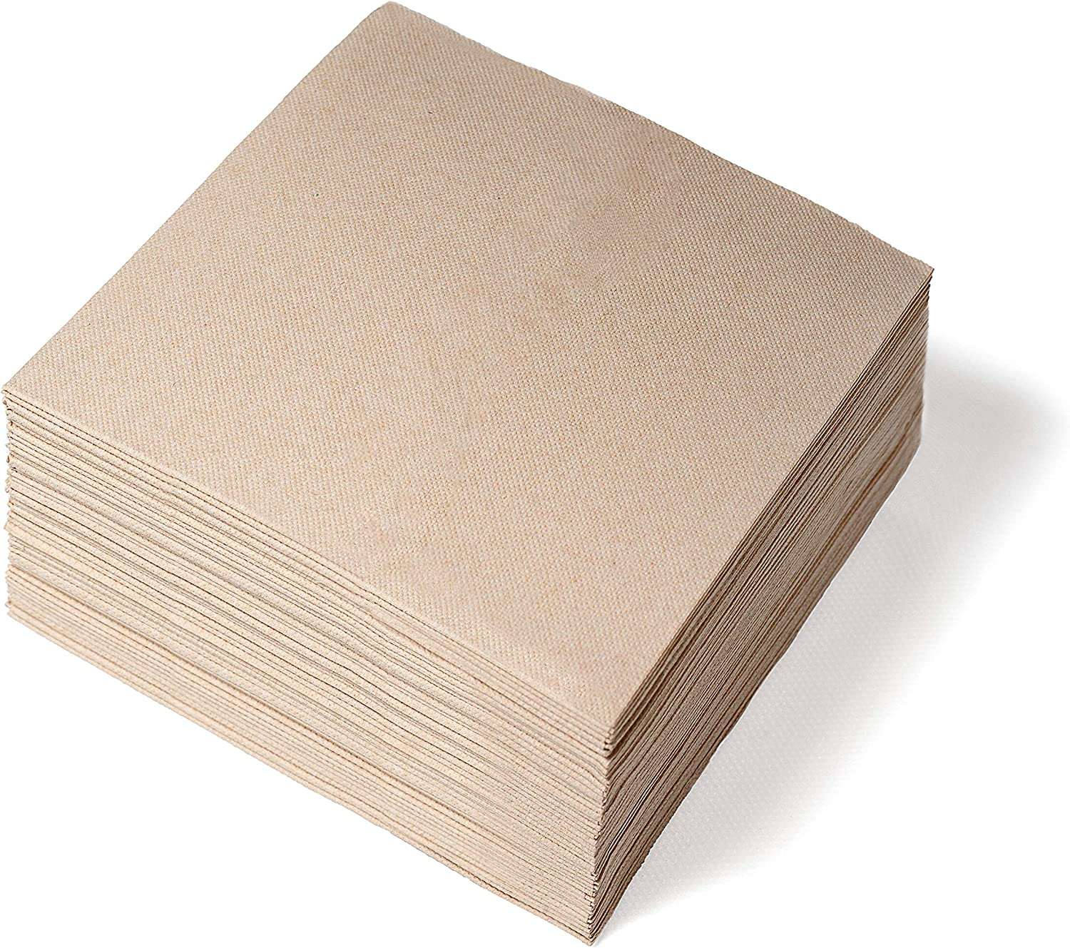 """Luxury Recycled Paper Luncheon Napkins 100-Pack 