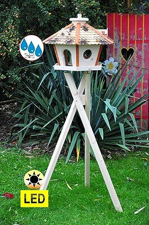 Forro interior de casa, diseño de pájaro y casas resistente a la intemperie, con