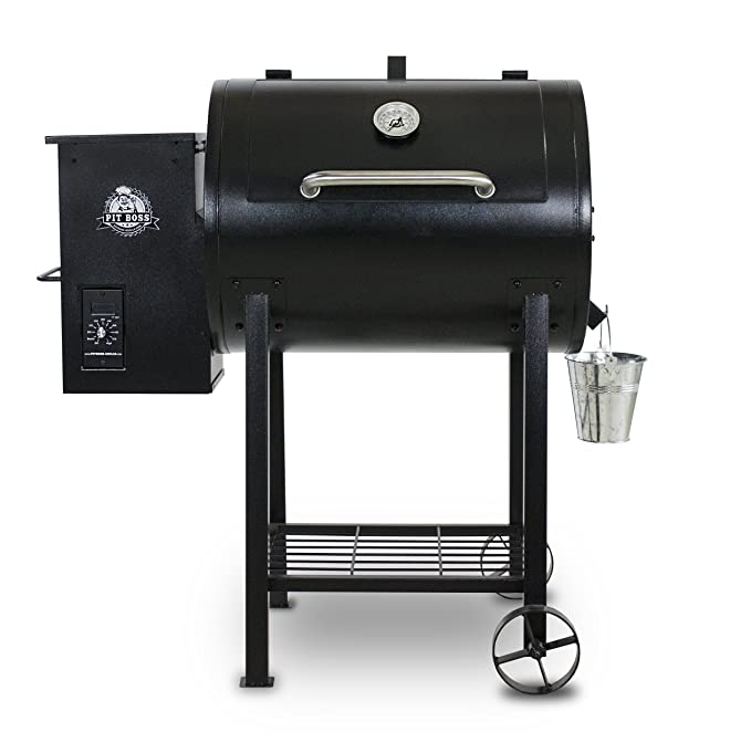 Pit Boss 700FB 700 sq – Best Versatile Pellet Smoker