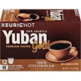 Yuban Original Medium Roast Keurig K Cup Coffee Pods 18