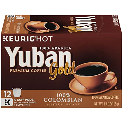 Yuban Columbian - Cápsulas de café: Amazon.com: Grocery ...