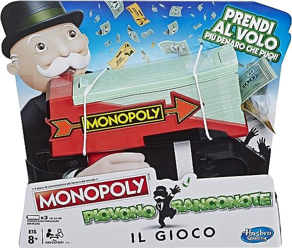 Monopoly - Juego de Billetes: Amazon.es: Juguetes y juegos