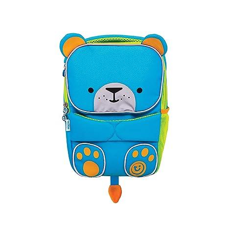 eca83481e5f Trunki Toddler's Backpack – Hi-Viz Little Children's Pre School Rucksack -  ToddlePak Bert (
