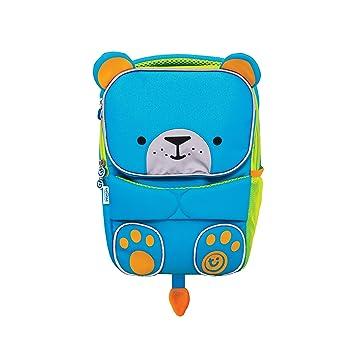 Trunki Toddler s Backpack – Hi-Viz Little Children s Pre School Rucksack -  ToddlePak Bert ( 32174c98aa
