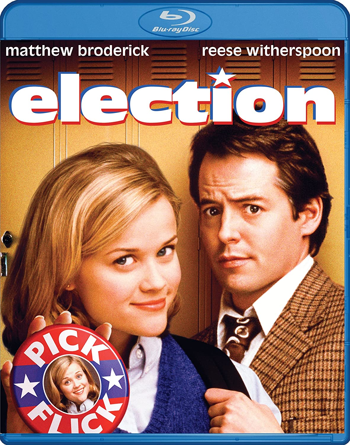 Amazon.com: Election [Blu-ray]: Various, Various: Movies & TV