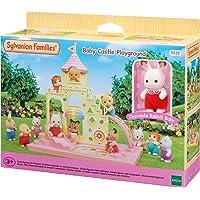 Sylvanian Families - 5319 - Parque infantil castillo