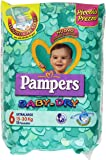 Pampers - Baby Dry - Pañales - Talla 6 (15 - 30 kg) - 15 pañales